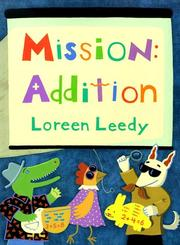 Cover of: Mission: Addition