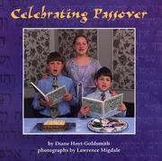 Cover of: Celebrating Passover | Diane Hoyt-Goldsmith