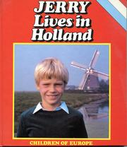 Cover of: Jerry Lives in Holland (Children of Europe)
