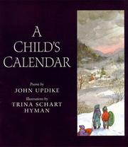 Cover of: Child's Calendar