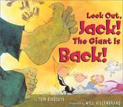 Cover of: Look out, Jack! The giant is back!