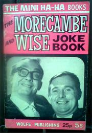 Cover of: Morecambe and Wise joke book