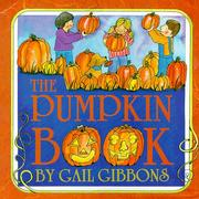 Cover of: The Pumpkin Book