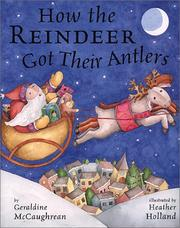 Cover of: How the Reindeer Got Their Antlers