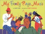 Cover of: My family plays music