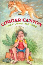 Cover of: Cougar canyon