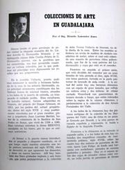 Cover of: Colecciones de Arte en Guadalajara I by Ricardo Lancaster-Jones