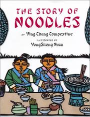 Cover of: The story of noodles