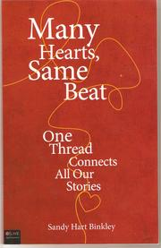 Cover of: Many Hearts Same Beat | Sandy Hart Binkley