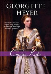 Cover of: Cousin Kate
