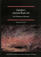 Cover of: Zambia's ancient rock art