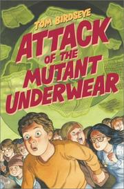 Cover of: Attack of the Mutant Underwear