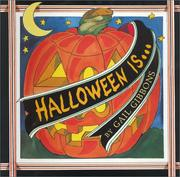 Cover of: Halloween is--
