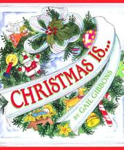 Cover of: Christmas Is