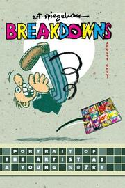 Cover of: Breakdowns