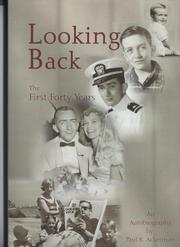 Cover of: Looking back | Paul R. Ackerman