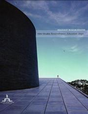 Cover of: Ten Years | Holocaust Museum Houston