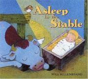 Cover of: Asleep in the stable
