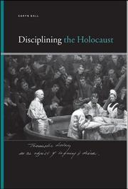 Cover of: Disciplining the Holocaust | Karyn Ball