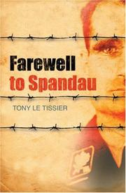 Cover of: Farewell to Spandau