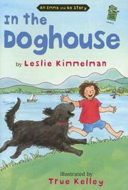 Cover of: In the doghouse: an Emma and Bo story