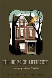 Cover of: house on Lippincott | Bonnie Burstow