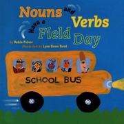 Cover of: Nouns and verbs have a field day