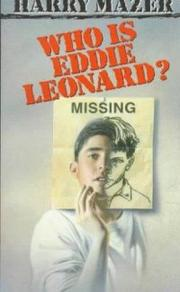 Cover of: Who is Eddie Leonard?