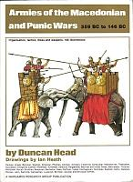 Cover of: Armies of the Macedonian and Punic Wars 359 BC to 146 BC