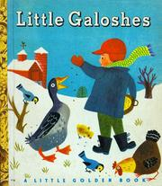 Cover of: Little Galoshes