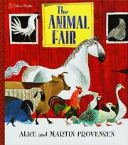 Cover of: The Animal Fair (Golden Bks Classics)