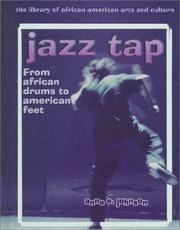 Jazz tap by Anne E. Johnson