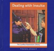 Cover of: Dealing with insults =
