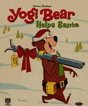 Cover of: Yogi Bear Helps Santa | Eileen Daly
