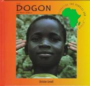 Cover of: The Dogon of West Africa