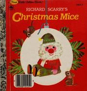 Cover of: Christmas Mice