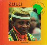 Cover of: The Zulu of Southern Africa