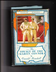 Cover of: voyage of the Martin Connor | Oswald Kendall