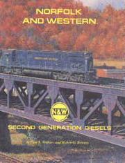Cover of: Norfolk and Western railway | Paul K. Withers