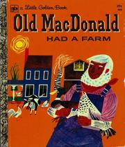 Cover of: Old MacDonald Had a Farm | Moritz Kennel