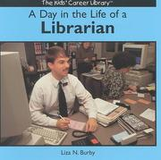 Cover of: A day in the life of a librarian
