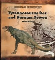 Cover of: Tyrannosaurus rex and Barnum Brown