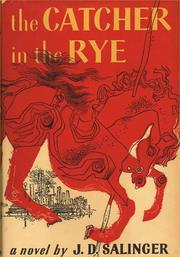 Cover of: The Catcher in the Rye by J. D. Salinger