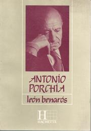 Cover of: Antonio Porchia