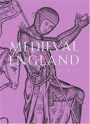 Cover of: Medieval England