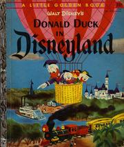 Cover of: Donald Duck in Disneyland | Jane Watson