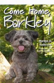 Cover of: Barkley Come Home/26091236