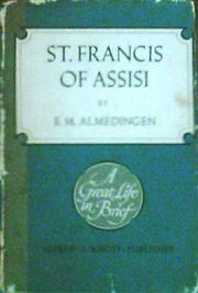 Cover of: St. Francis of Assisi: A Great Life in Brief