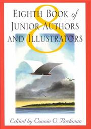 Cover of: Eighth book of junior authors and illustrators |