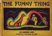 Cover of: Funny Thing | Wanda GaМЃg
